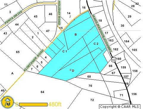 land for sale , MLS #472522, 430 James Madison Hwy