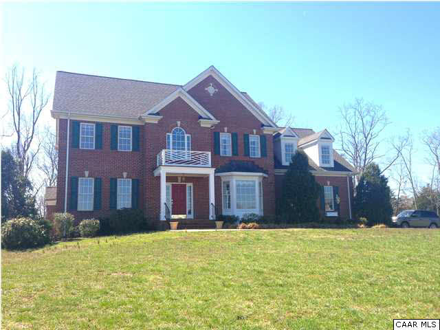 Photo of home at 4510 GRAND VIEW DR, CHARLOTTESVILLE, VA