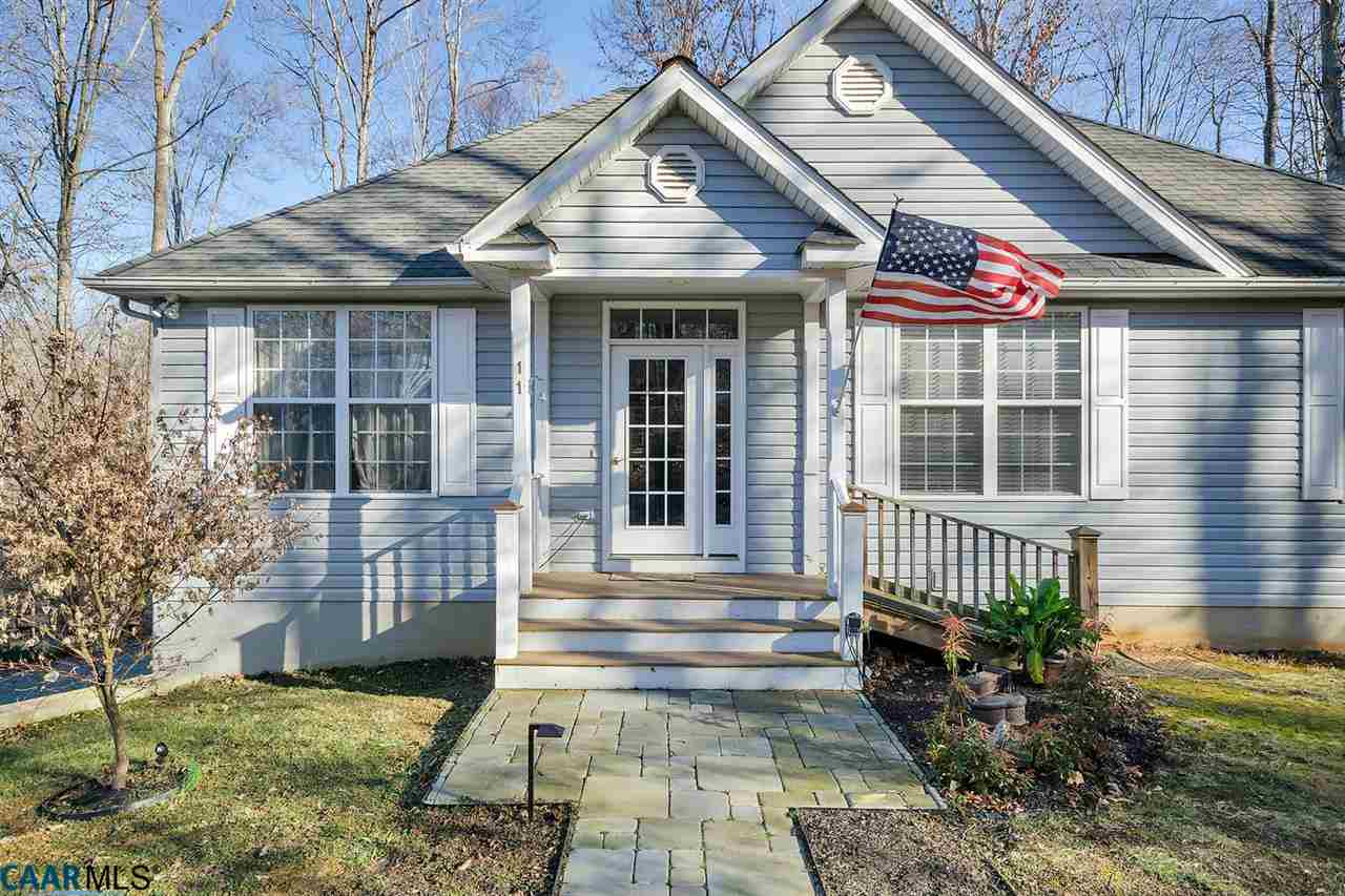 Property for sale at 11 CORN PONE LN, Palmyra,  VA 22963