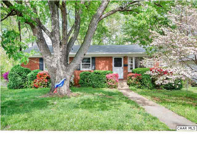 Photo of home at 1236 HOLMES AVE, CHARLOTTESVILLE,