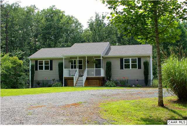 Property for sale at 357 SHELLHORN RD, Gordonsville,  VA 22942
