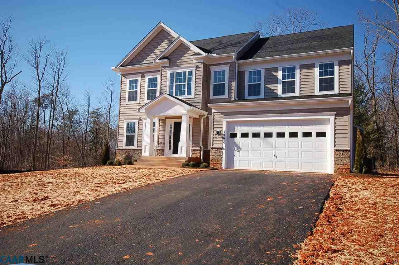 Property for sale at 196 EDDINS LN # LOT 11, Ruckersville,  VA 22968