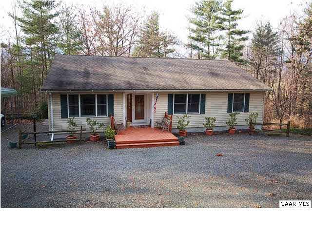 Property for sale at 2357 MIDDLE RIVER RD, Stanardsville,  VA 22973