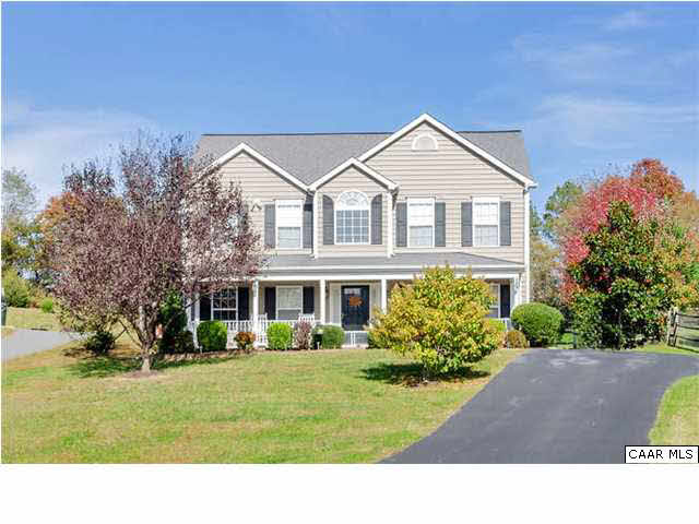 Photo of home at 1107 AUTUMN HILL CT, CROZET,