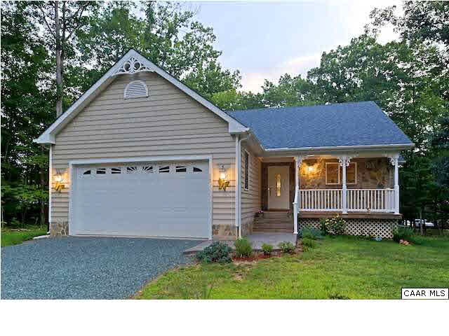 Property for sale at 12 HARDWOOD RD, Palmyra,  VA 22963