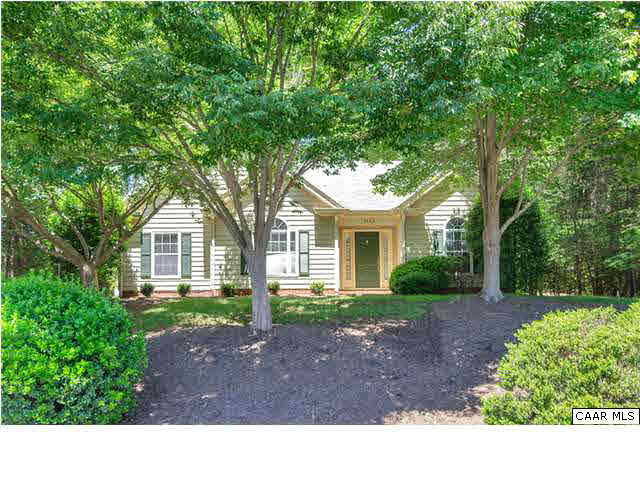 Photo of home at 3163 SUMMERFIELD CT, CHARLOTTESVILLE,