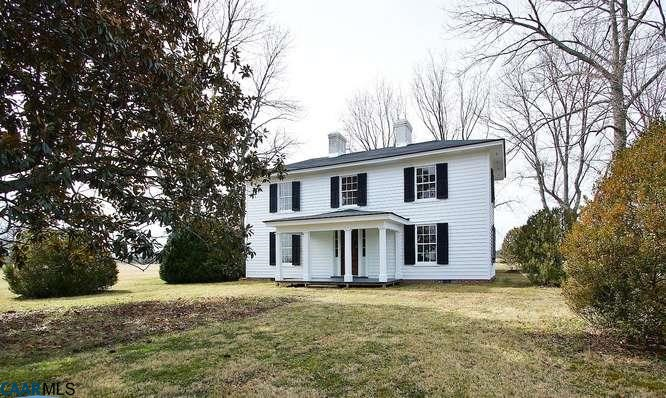 home for sale , MLS #529473, 4645 Jack Jouett Rd