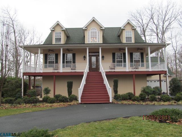 Property for sale at 36 BUNKER BLVD, Palmyra,  VA 22963