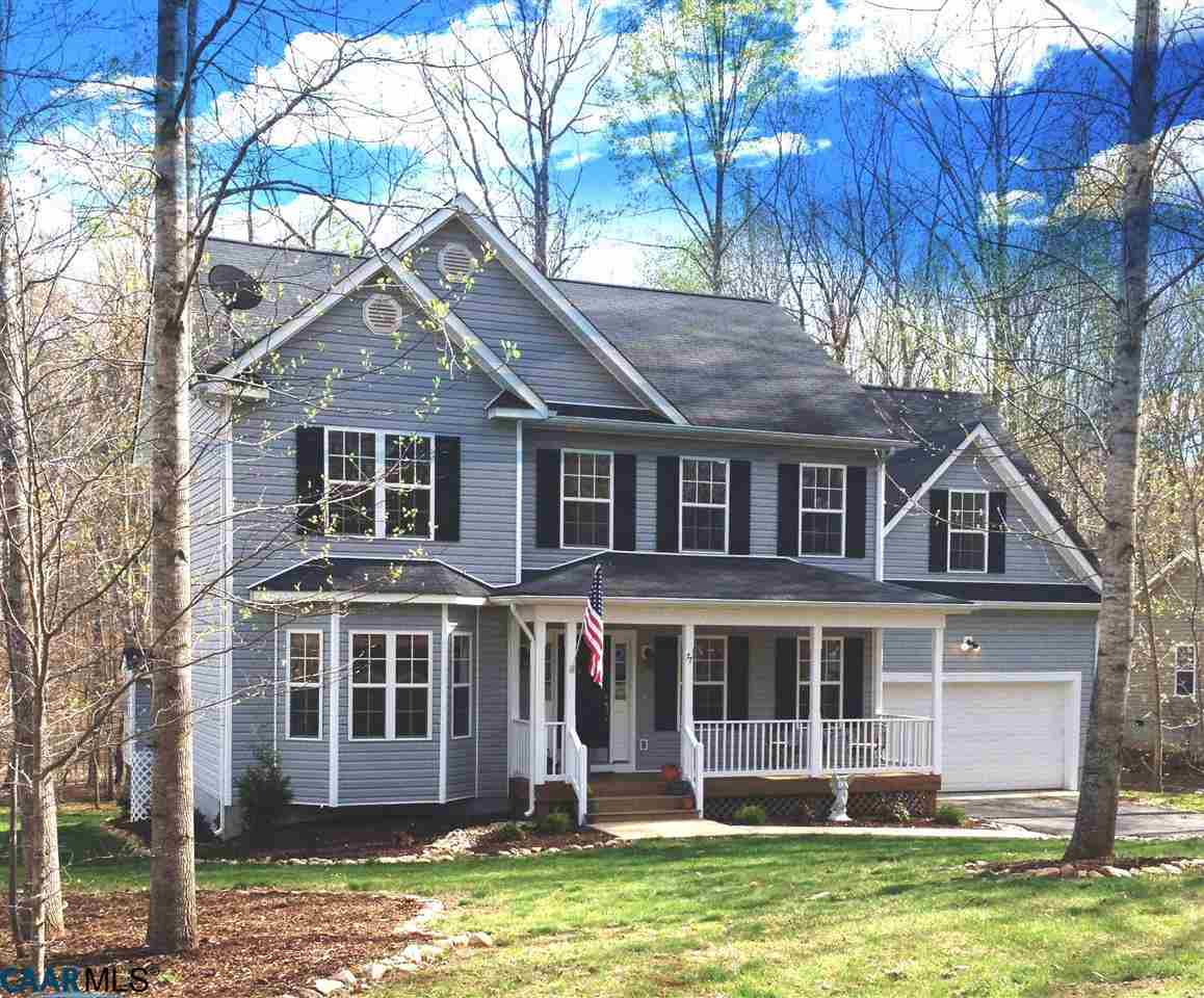 Property for sale at 77 RIVERSIDE DR, Palmyra,  VA 22963