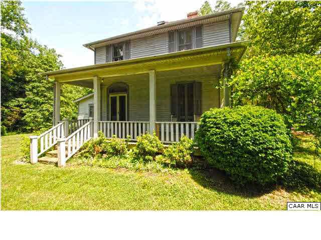 home for sale , MLS #522660, 5515 Gordonsville Rd