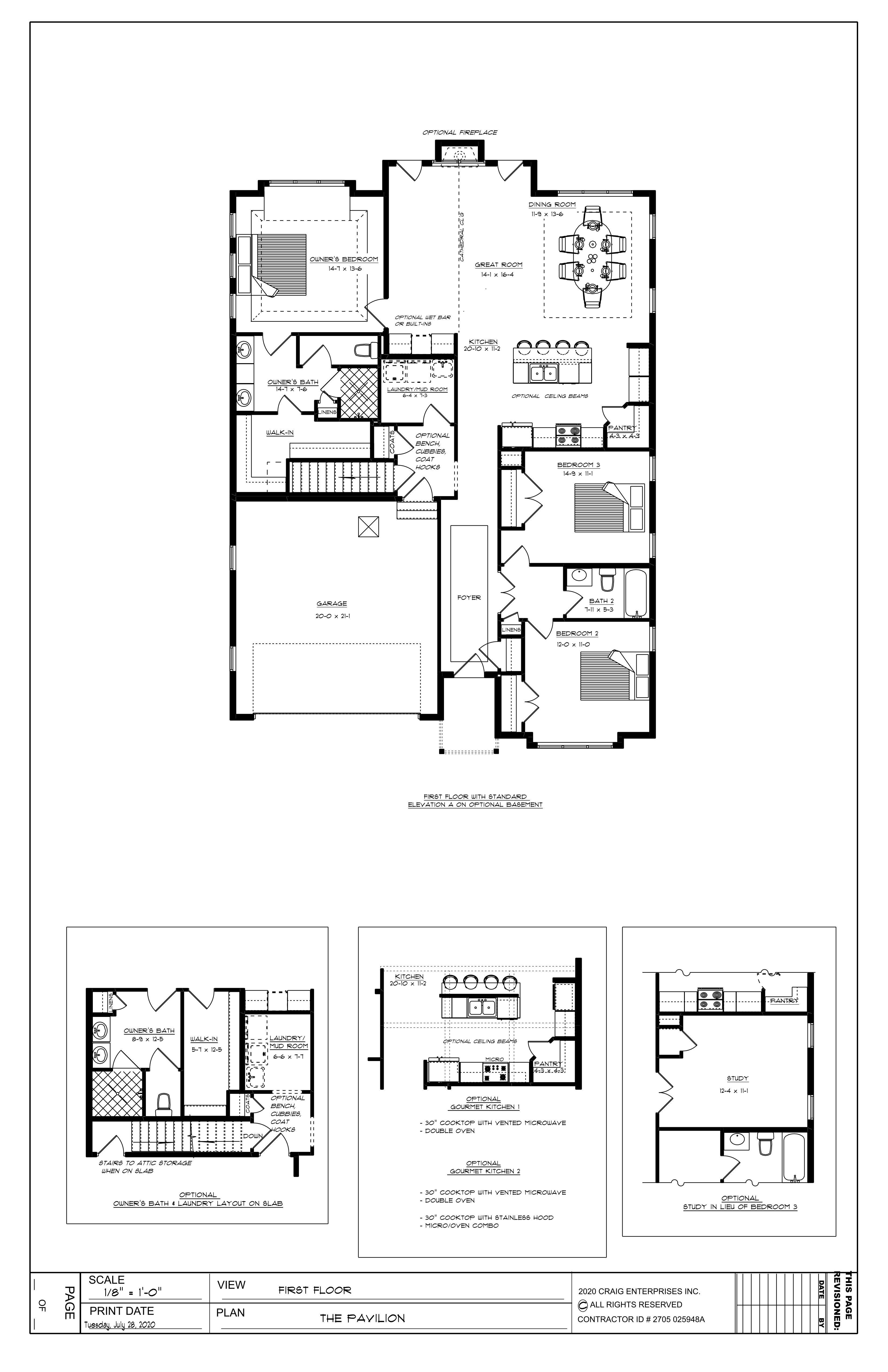 Image 1 - Craig Builders home in Glenmore