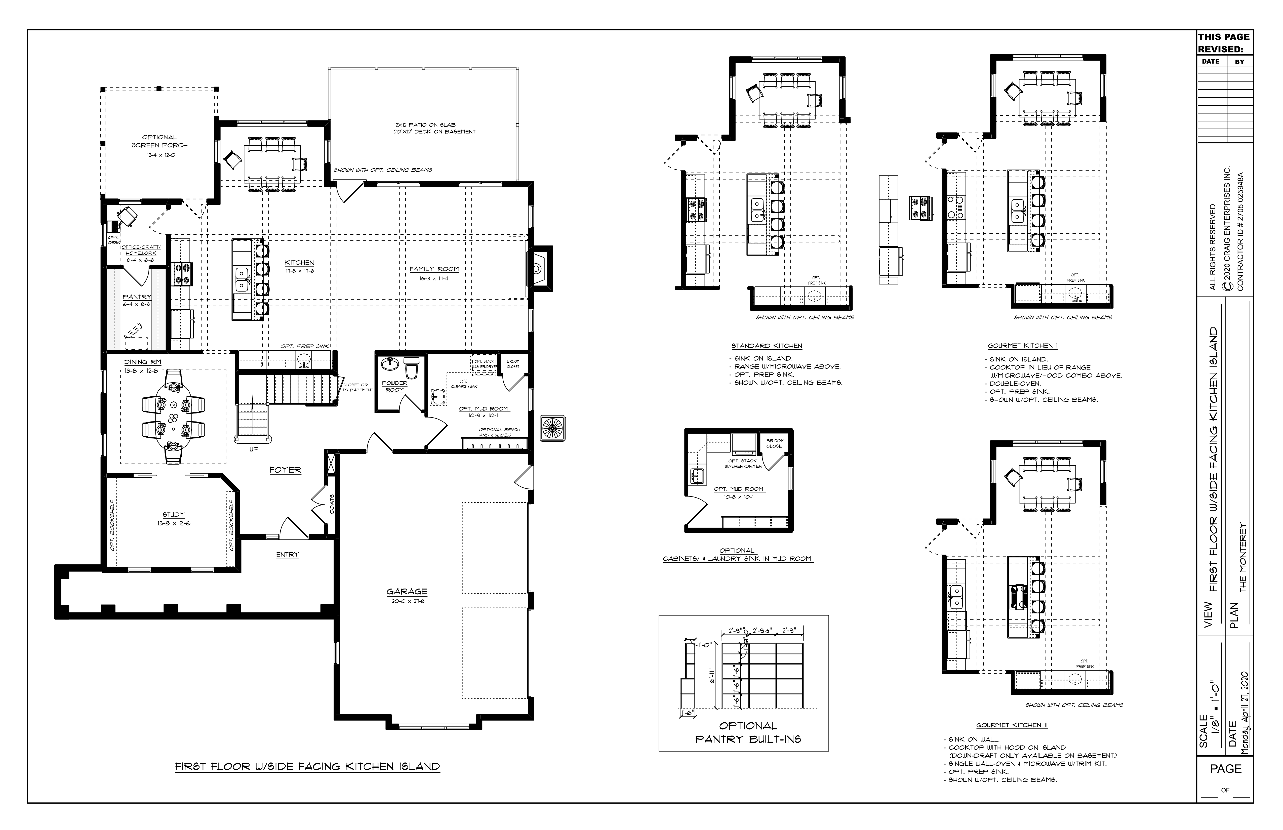 Image 2 - Craig Builders home in Westlake At Foothill Crossing